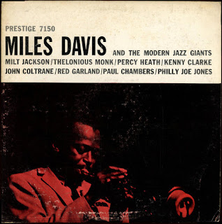 Miles Davis, Miles Davis and the Modern Jazz Giants