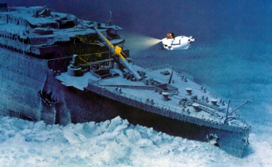 Meski dongeng  tragis  soal kapal pesiar glamor ini sudah sering jadi informasi utama 5 Kisah Hantu dari Kapal Titanic