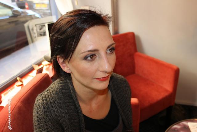 Résultat final du maquillage de Georges Demichelis - Les Mousquetettes©
