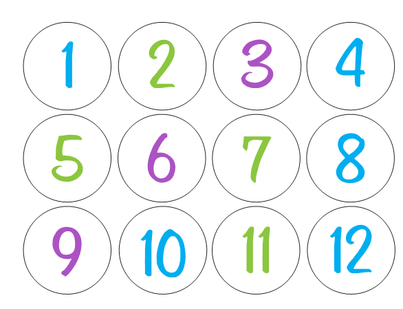 Eureka Expanded Multiply 4 And Lessons Numeral Writing Math Fo Number Digit Name Numeral