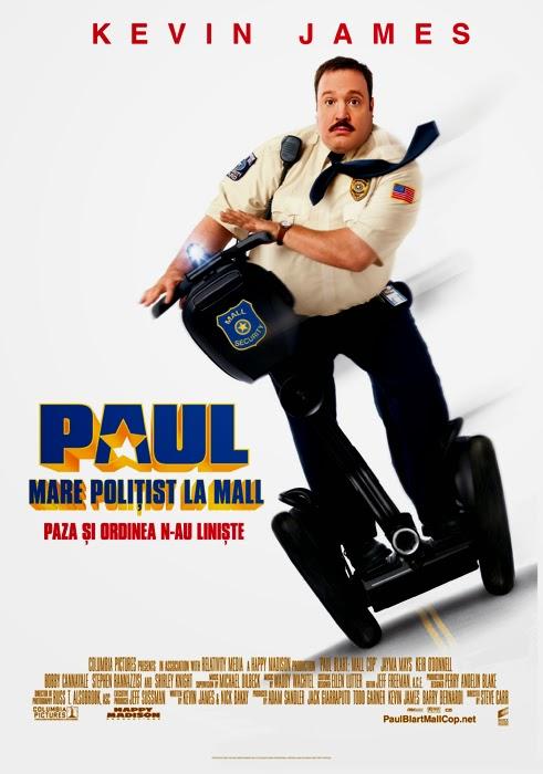 Poster Paul Blart: Mall Cop