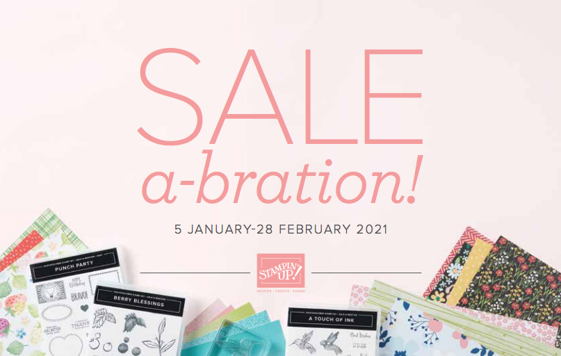 2021 Sale-A-Bration Coming Soon