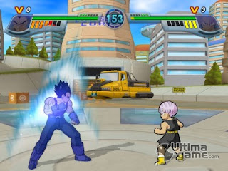 Www.JuegosParaPlaystation.Com Ps2 Ntsc Descargar Iso Gratis PlayStation 2 Español Dragon Ball Z: Infinite World