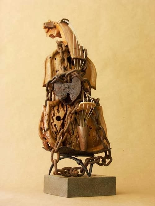 10-No-Tresspassing-Philippe-Guillerm-Musical-Instruments-Sculptures-French-Artist-Musician-Sculptor-Painter-Furniture-Maker-www-designstack-co