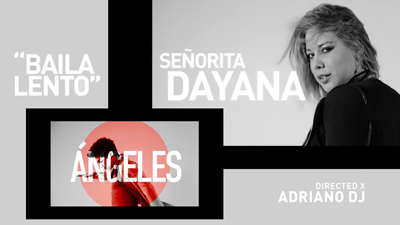Srta Dayana y Ángeles - ¨Baila lento¨ - Videoclip - Dirección: Adriano Dj. Portal Del Vídeo Clip Cubano