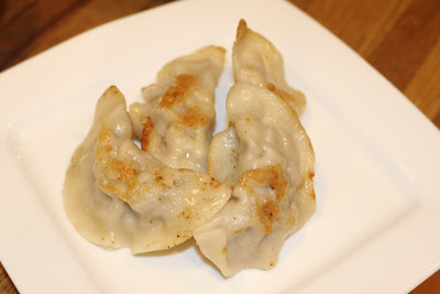Dim Sum & Noodle - Pan-Fried Pork Dumplings