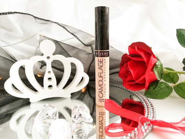 Revers Cosmetics, Camouflage Liquid Corrector