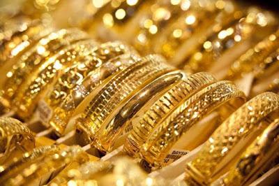 سعر الذهب فى مصر اغلى سعر فى العالم و السوق المصرى سوق واعد و مغرى للاستثمار .