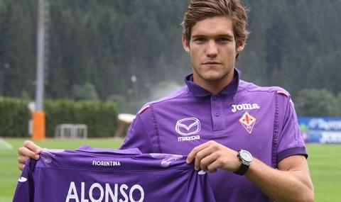 Chelsea đang nhắm đến đàm phán để ký hợp đồng là hậu vệ trái của Fiorentina - Marcos Alonso