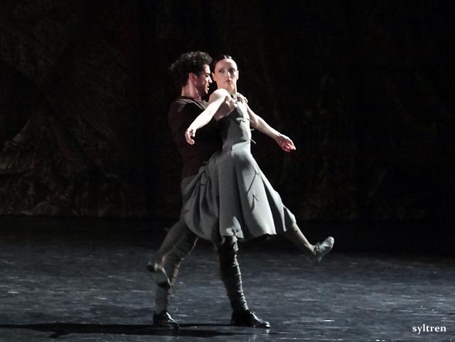 Rêves impromptus: Jerome Robbins / Mats Ek 13-31 mars 2012