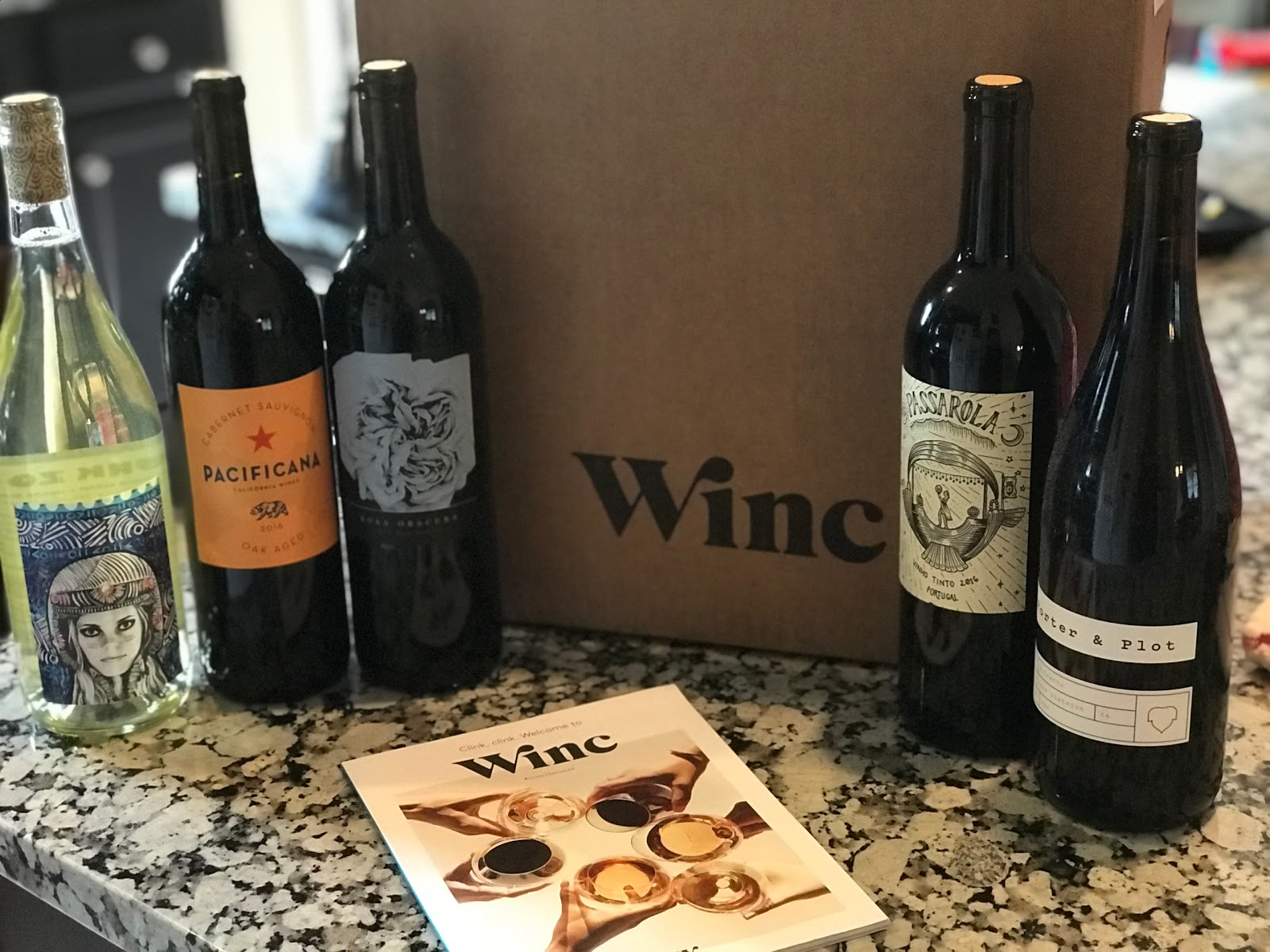 nanny to mommy perfect gift for wine lovers with winc com