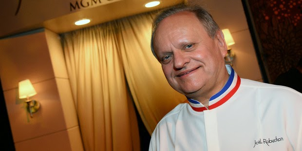 Chef Joel Robuchon under fire for treating staff 'like dogs'