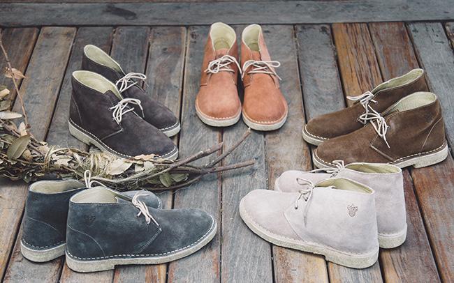 e8e7cc9a Дезерты и чукка-бутс: обувь, приходящаяся родственниками друг другу ...