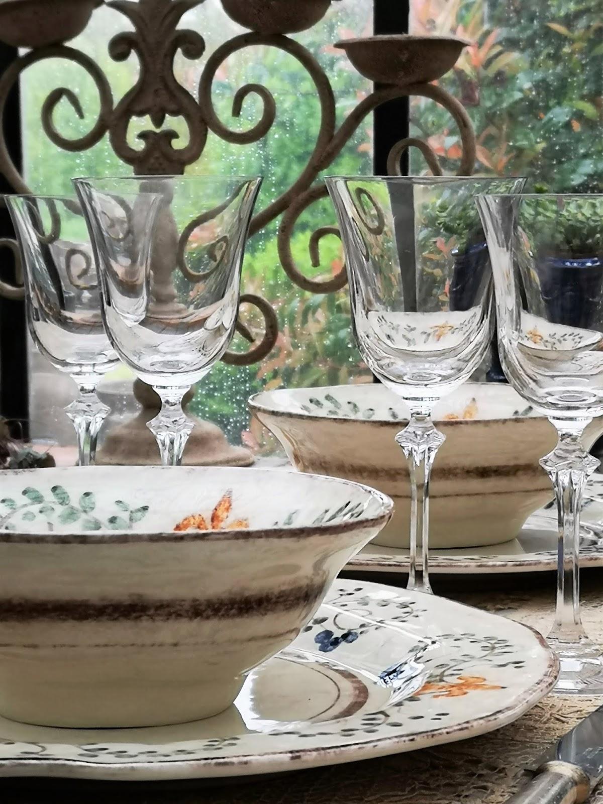 tavola elegante