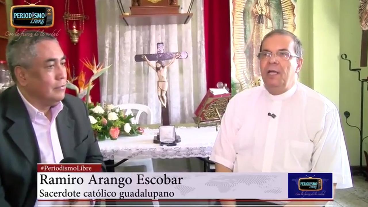 """""""A Álvaro Uribe le dije lo que sienten millones de colombianos"""": Ramiro Arango"""