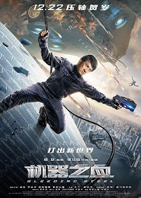 Bleeding Steel 2017 English HDRip 720p 850MB ESub Full Movie Download Free