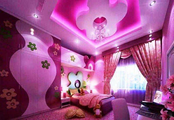 Warna Cat Kamar Tidur Untuk Anak Perempuan