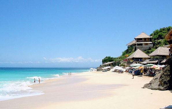 Dreamland Beach Bali the World Amazing Paradise