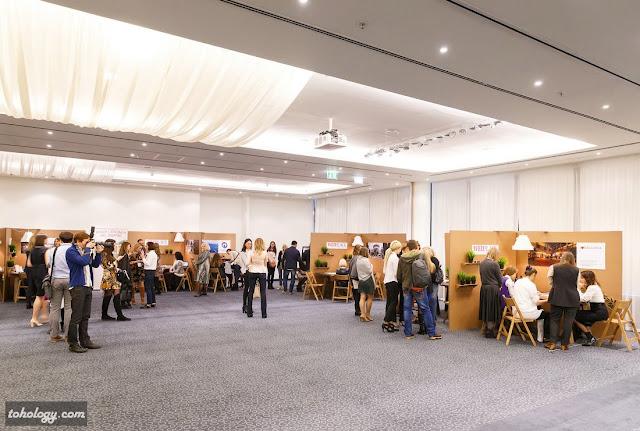 Выставочное пространство Форума WEDplace market