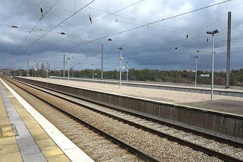 Lamarosa Station, Portugal.