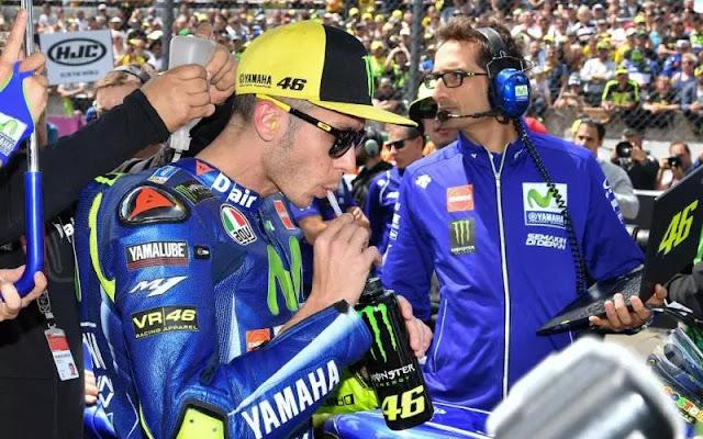 Valentino Rossi Mengaku Tidak Peduli Johann Zarco Dilirik KTM