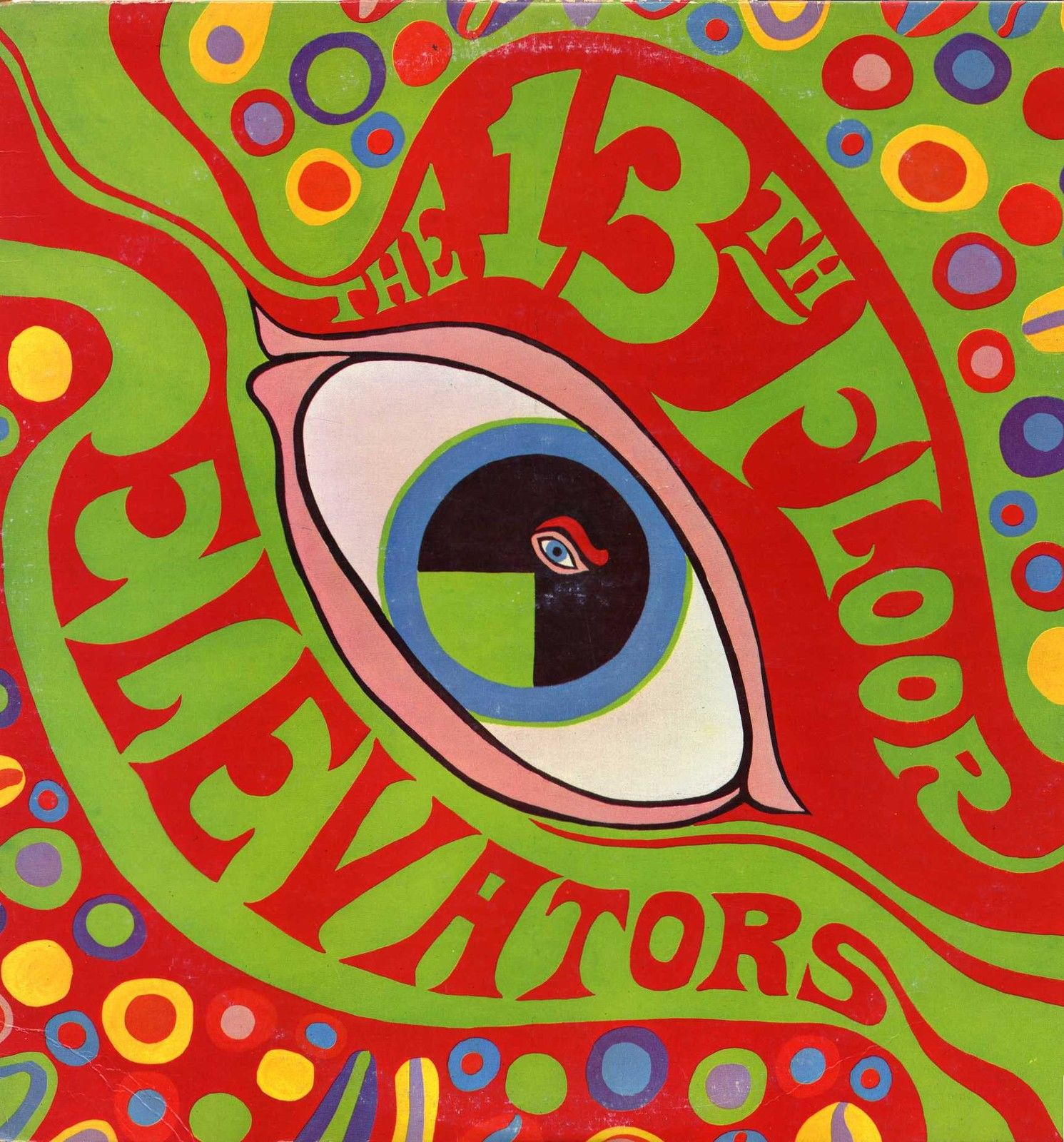 Psychedelic rock 39 n 39 roll the 13th floor elevators for 13th floor south africa