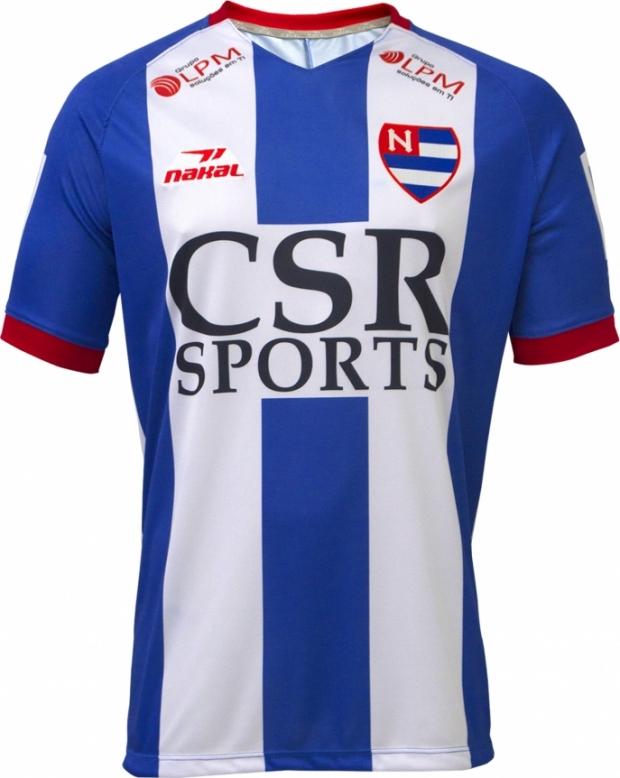 ddc1f85eee274 Nakal divulga as novas camisas do Nacional - Show de Camisas