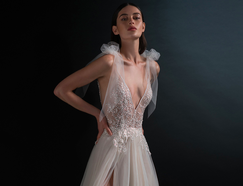 Simply BEAUTIFUL Bridal Gowns!  INBAL DROR