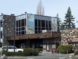 Eldorado County Building Mural