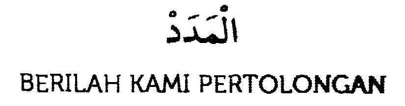 Arti Lirik Al Madad Habib Syech Bin Abdul Qodir Assegaf Informasi Umum