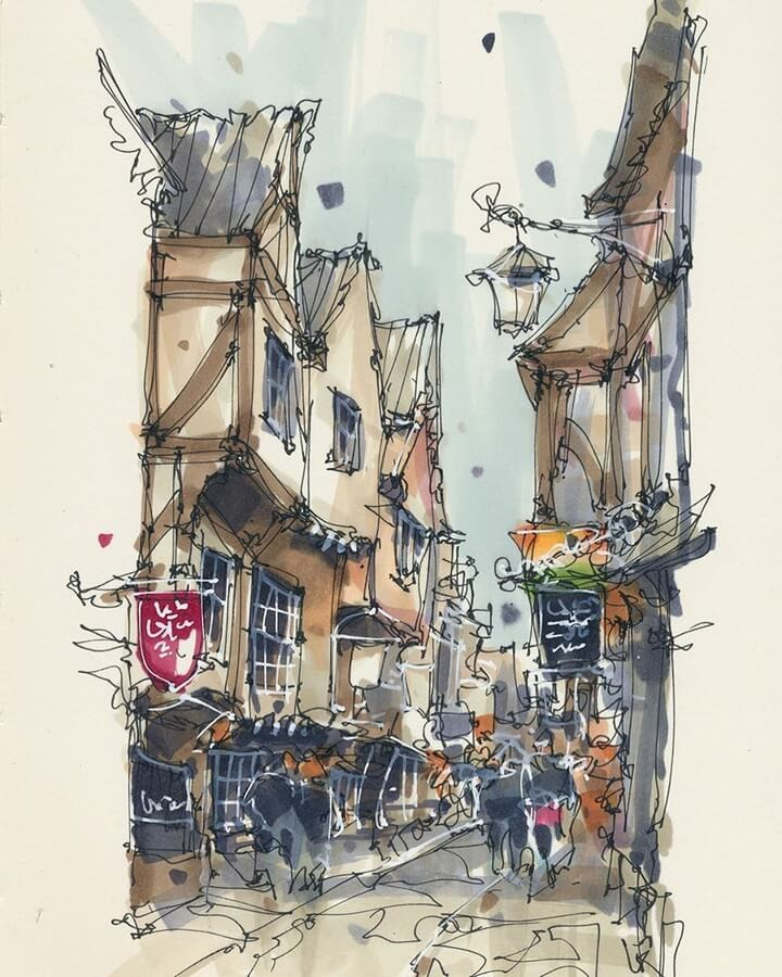 09-Shambles-Market-York-UK-Albert-Kiefer-www-designstack-co