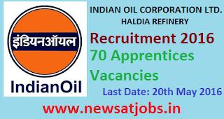 iocl+recruitment+2016+for+70+apprentices+vacancies