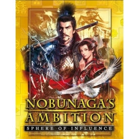 Nobunaga's Ambition: Sphere of Influence (PC) 2015