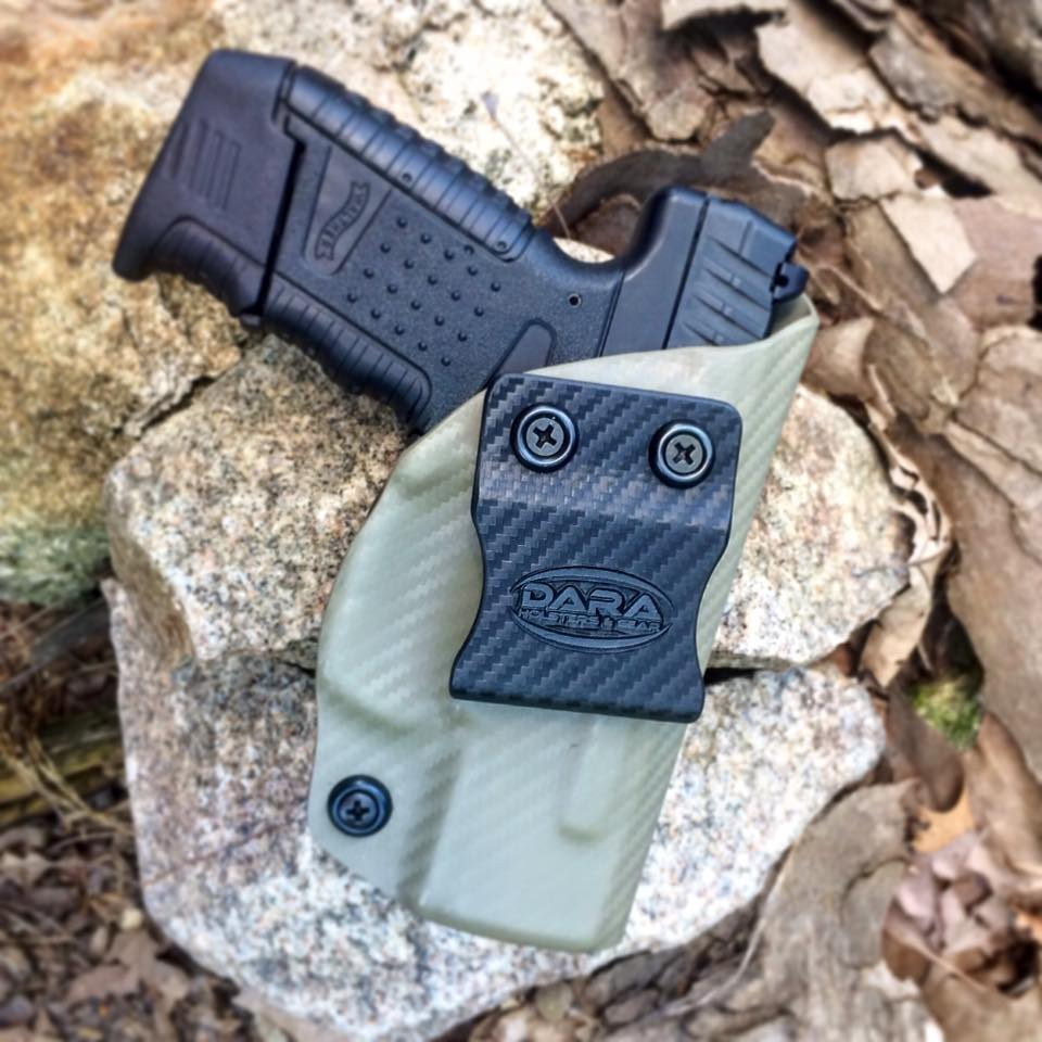 Dara Holsters: Walther PPS IWB Holster