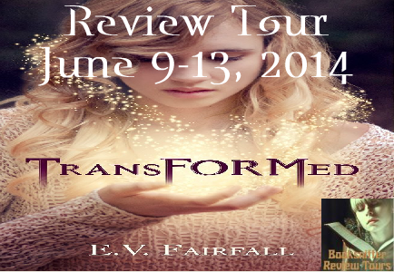 REVIEW: Transformed by E. V. Fairfall