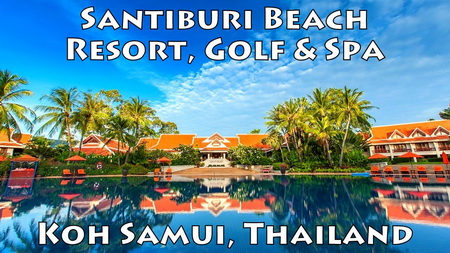 Santiburi Beach Resort Golf & Spa