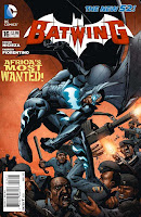 Batwing #16 Cover