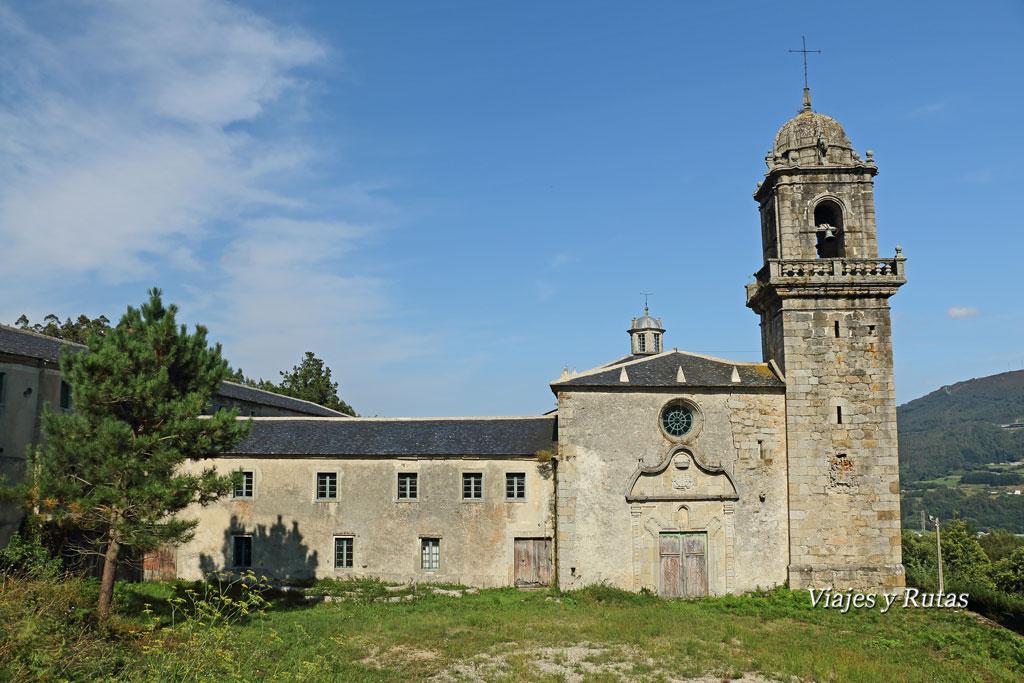 Monasterio de San Martiño de Vilalourente o Los Picos, Mondoñedo