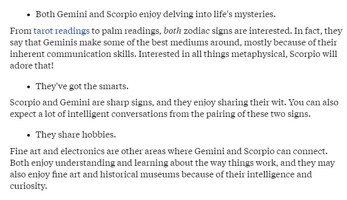 What to expect when you're dating a gemini