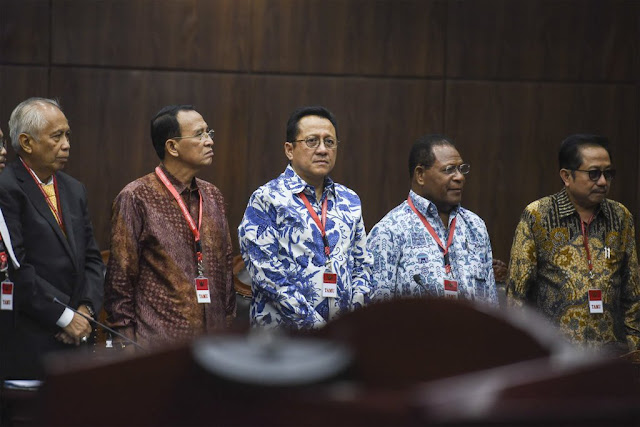 KPK Sambut Positif Langkah MK Tolak Gugatan OC Kaligis Dkk