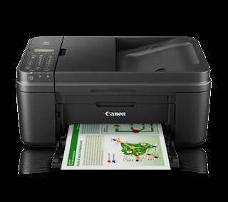 Cara Isi Ulang Tinta Printer Canon Pixma MX 497