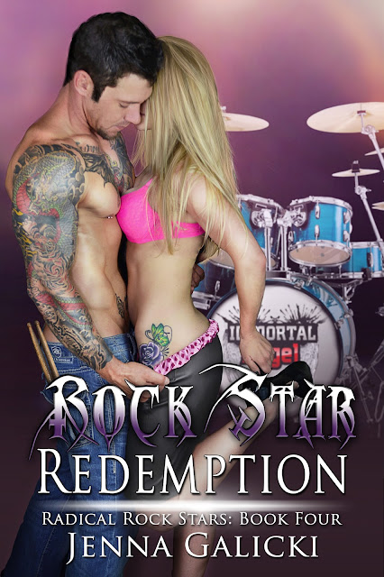 Release Blitz & Giveaway: Rock Star Redemption (Radical Rock Stars #4) by Jenna Galicki...