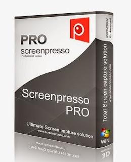 تحميل برنامج screenpresso pro 1.6.3 لتصوير شاشة الحاسوب كاملة+التفعيل