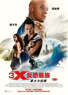 film action terbaru Xxx: Return Of Xander Cage
