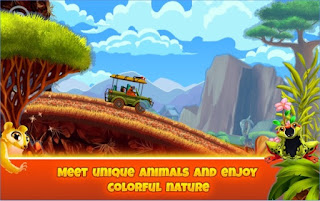 Games Fun Kid Racing - Madagascar App