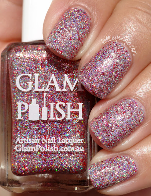 Glam Polish Love Is An Open Door