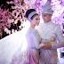 MERIAHNYA! (20 Gambar) Sekitar Majlis Resepsi Kedua Perkahwinan Anzalna Nasir, Hanif Zaki