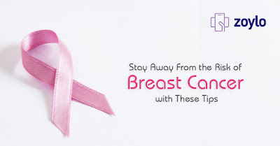 breast cancer prevention tips, breast cancer risk