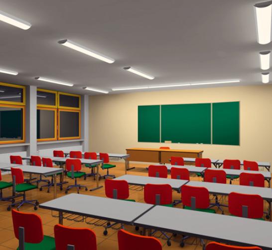 Das Projektörchen Schule Das Schulzimmer Schwitzkasten Mit 64