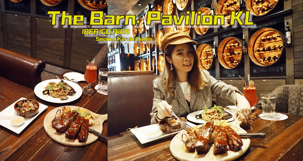 The BARN Wine Bar at Pavilion, KL